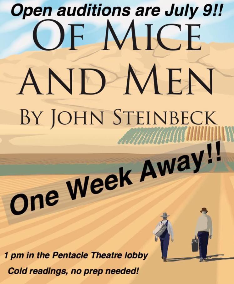 Mice & Men Auds